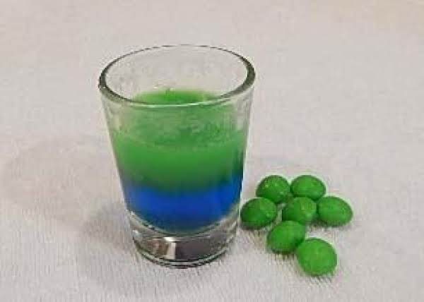 Seahawks Skittles Shots Recipe