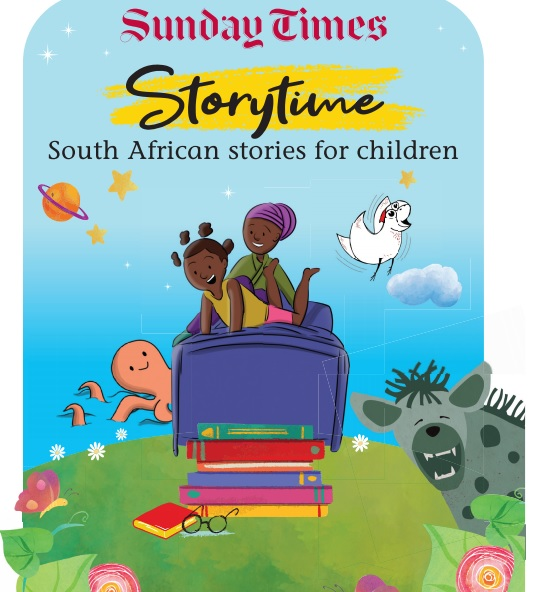 The Sunday Times has printed 10,000 64-page story books to give free to ECD centres, schools, libraries and charities.