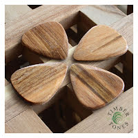 Timber Tones MK11 Sugar Maple Pack of Four