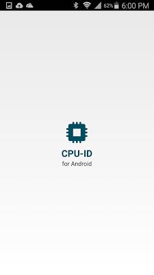 CPU-ID - screenshot