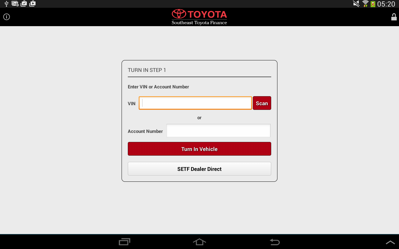 SETF Dealer Direct  Android Apps on Google Play