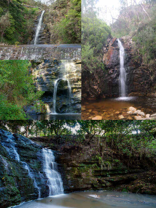 Waterfall Gully - Waterfalls in South Australia