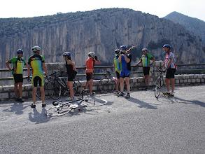 Photo: 1st viewpoint on the Route des Cretes, Verdon