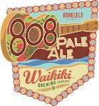 Waikiki 808 Pale Ale