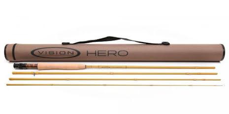 Vision Super Hero Flyrod 9' #5