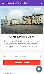 Offerte di Lavoro Udine - náhled