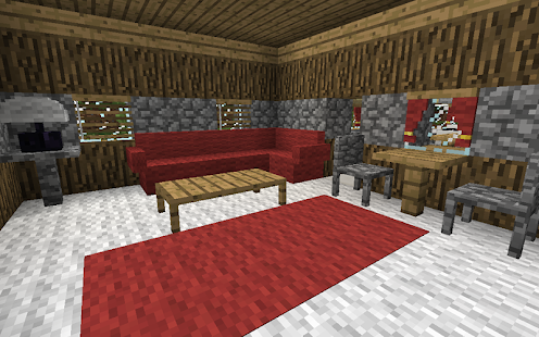 Furniture Mod for Minecraft screenshot