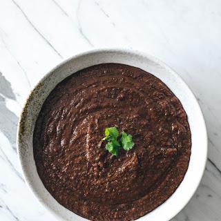 Quick Vegan Frijoles Molidos Recipe