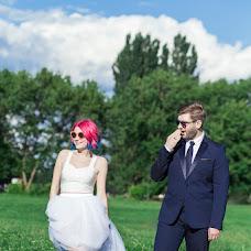 Wedding photographer Anna Galkina (galannaanna). Photo of 25.09.2017