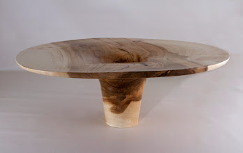 "Photo: Bob Grudberg 14"" x 5"" bowl [maple]"