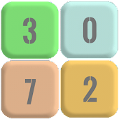 3072 - A Puzzle Game On Numbers