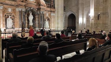 Acto de presentación del cartel de las Glorias de Almería para este 2021.