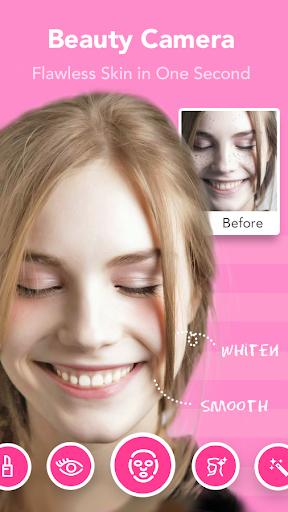 Face Filter, Selfie Editor - Sweet Camera  screenshots 4