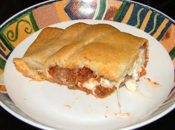 Lasagna Loaf Recipe