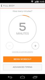 Sworkit Pro - Custom Workouts- screenshot thumbnail