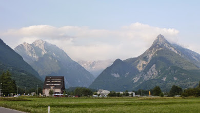 Photo: Northern view from Bovec