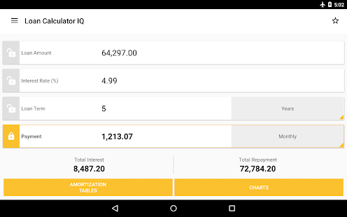 App Loan Calculator IQ APK for Windows Phone