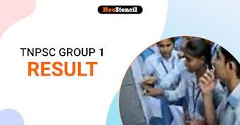 TNPSC Group 1 Result 2020: Check Tamil Nadu Group 1 Merit List