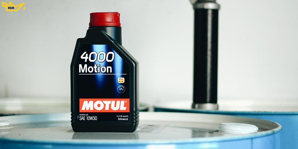 минеральное масло Motul