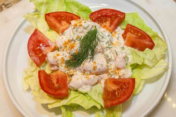Summer Essentials: Delightful Shrimp Salad Recipe