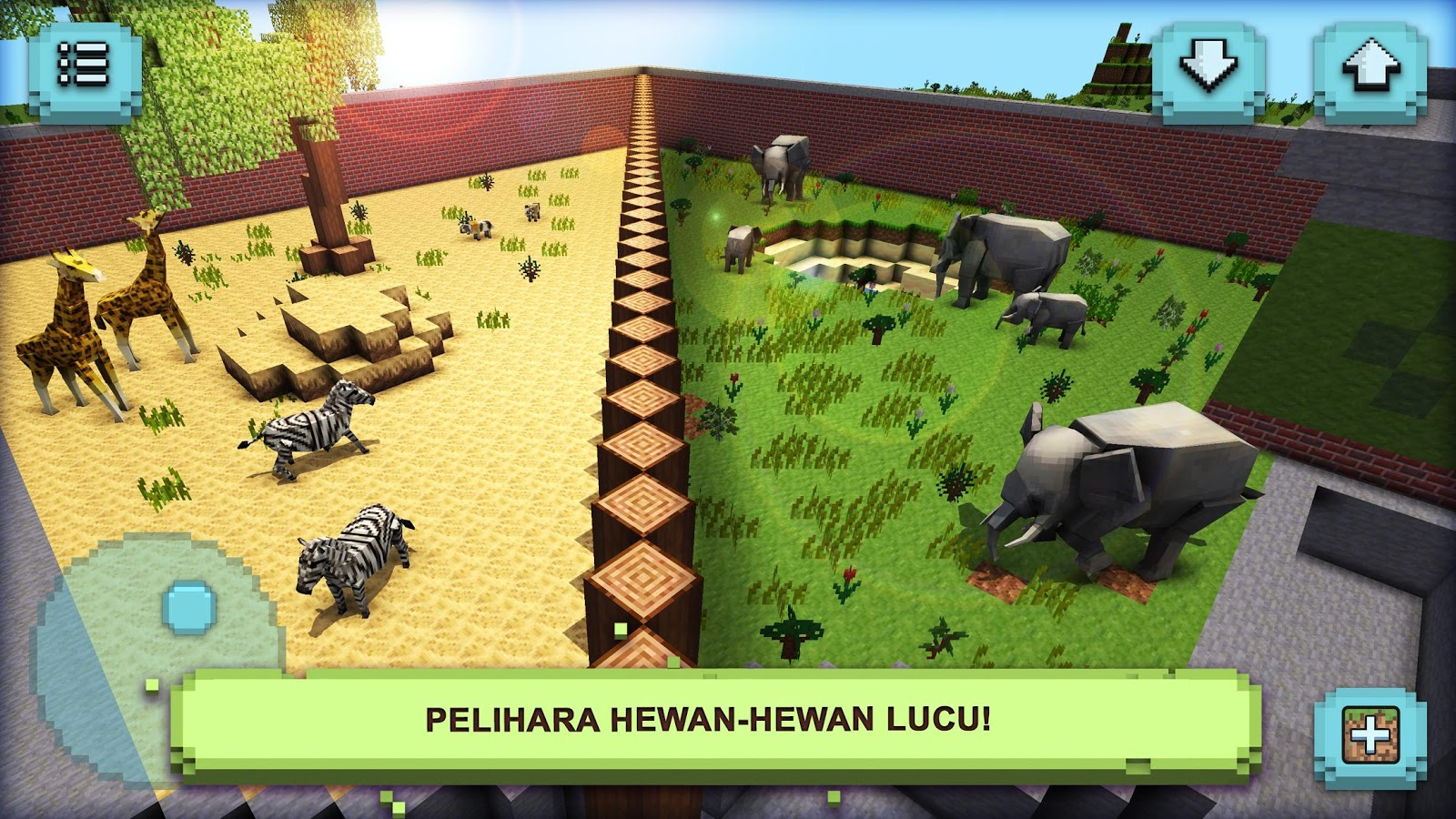 Game Kebun Binatang Hewan Apl Android Di Google Play