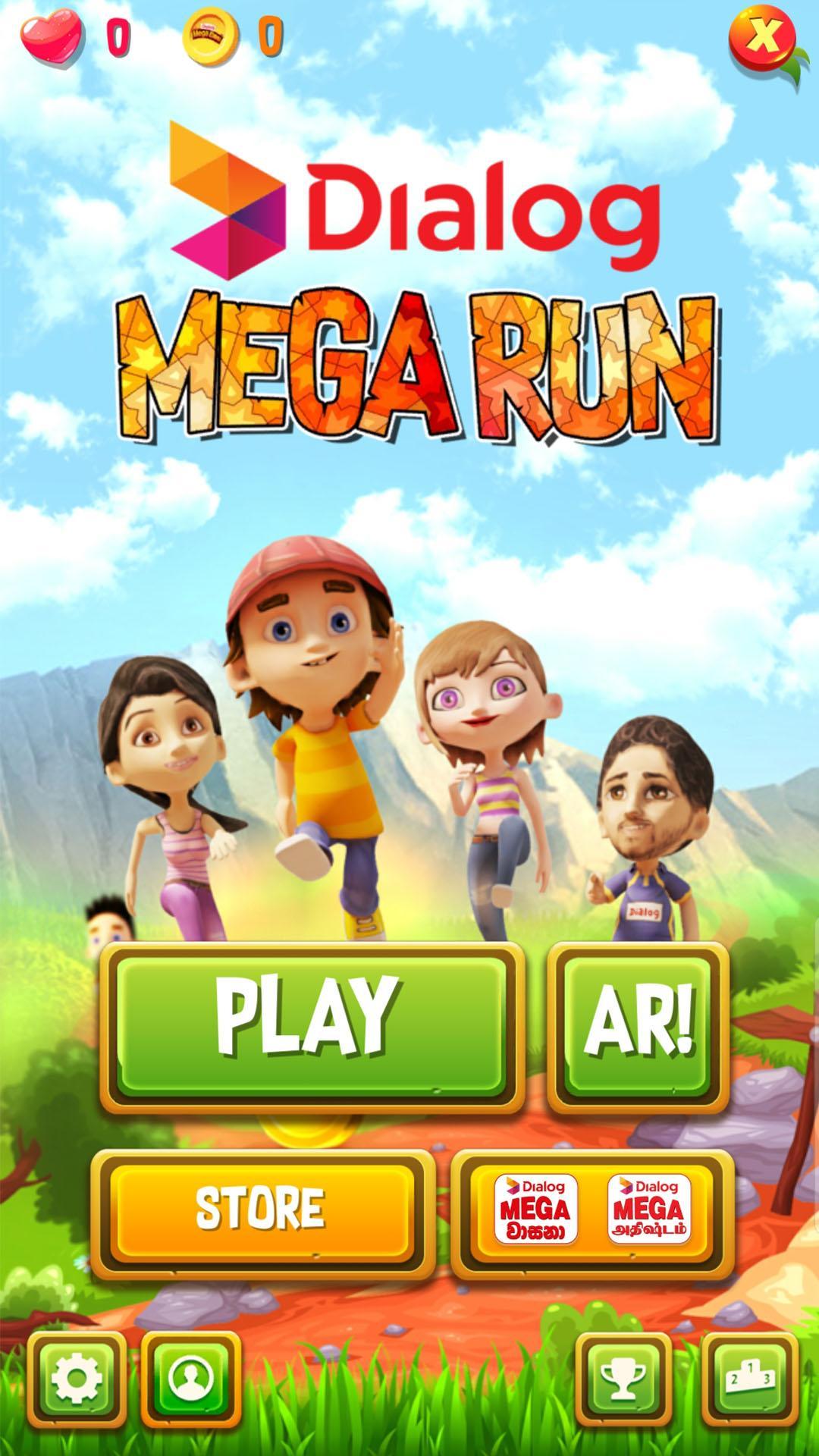 Dialog Mega Run