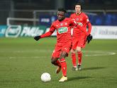 Jérémy Doku moet op de strafbank bij Stade Rennes
