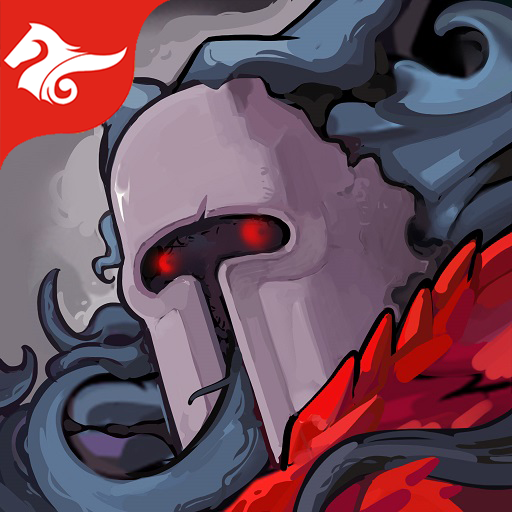 Dark Dungeon Survival: Lophis Fate Card Roguelike Icon