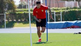 Samú Costa tiene el OK de los médicos para volver a jugar.