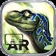 Baby Blue Raptor Trainer: Jurassic Evolution AR (game)