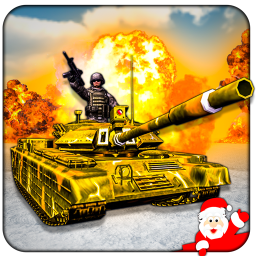 Army Modern Tank Warrior Attack: Military Blitz