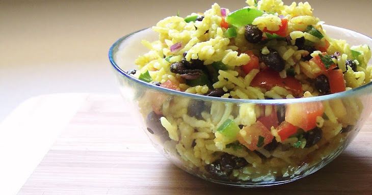 Brazilian Rice Salad