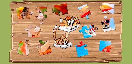 Приложения в Google Play – <b>Пазлы для детей</b>