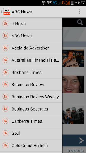 Australia AU News