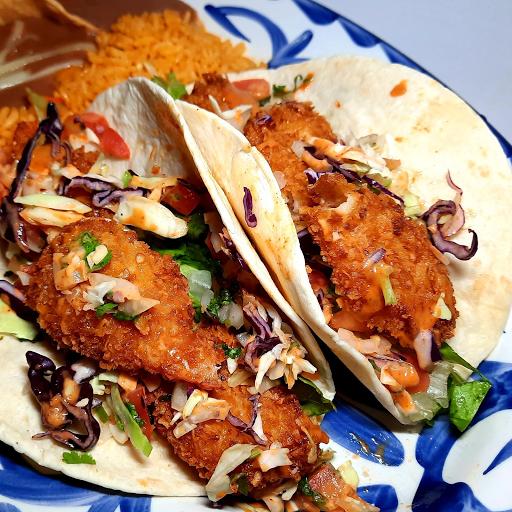 Tropic Shrimp Taco (2 tacos)