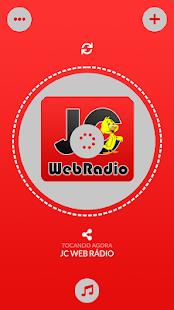 JC Web Rádio 2.0 for PC-Windows 7,8,10 and Mac apk screenshot 2