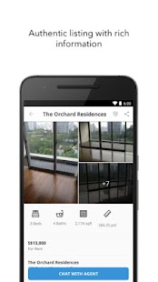 99.co: Rent/Buy a Home in SG- screenshot thumbnail