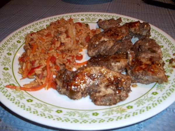 Jerk Chicken (sallye) Recipe