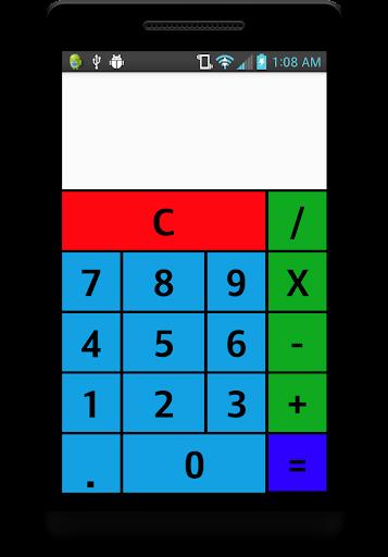 large print calculator