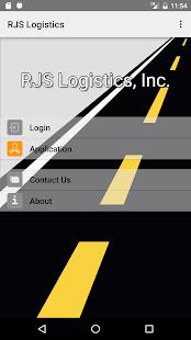 RJS Logistics for PC-Windows 7,8,10 and Mac apk screenshot 1