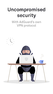 AdGuard VPN — Fast & secure, unlimited protection 5