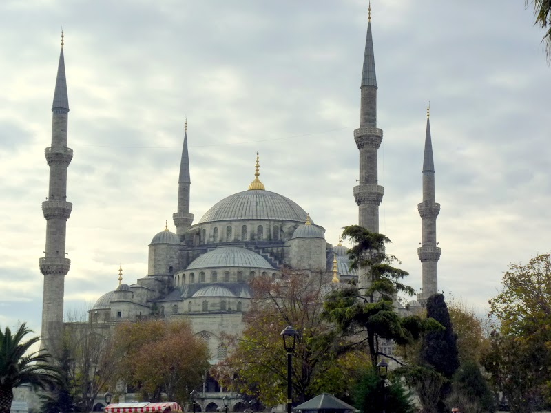 Blue Mosque, Sultanahmet
