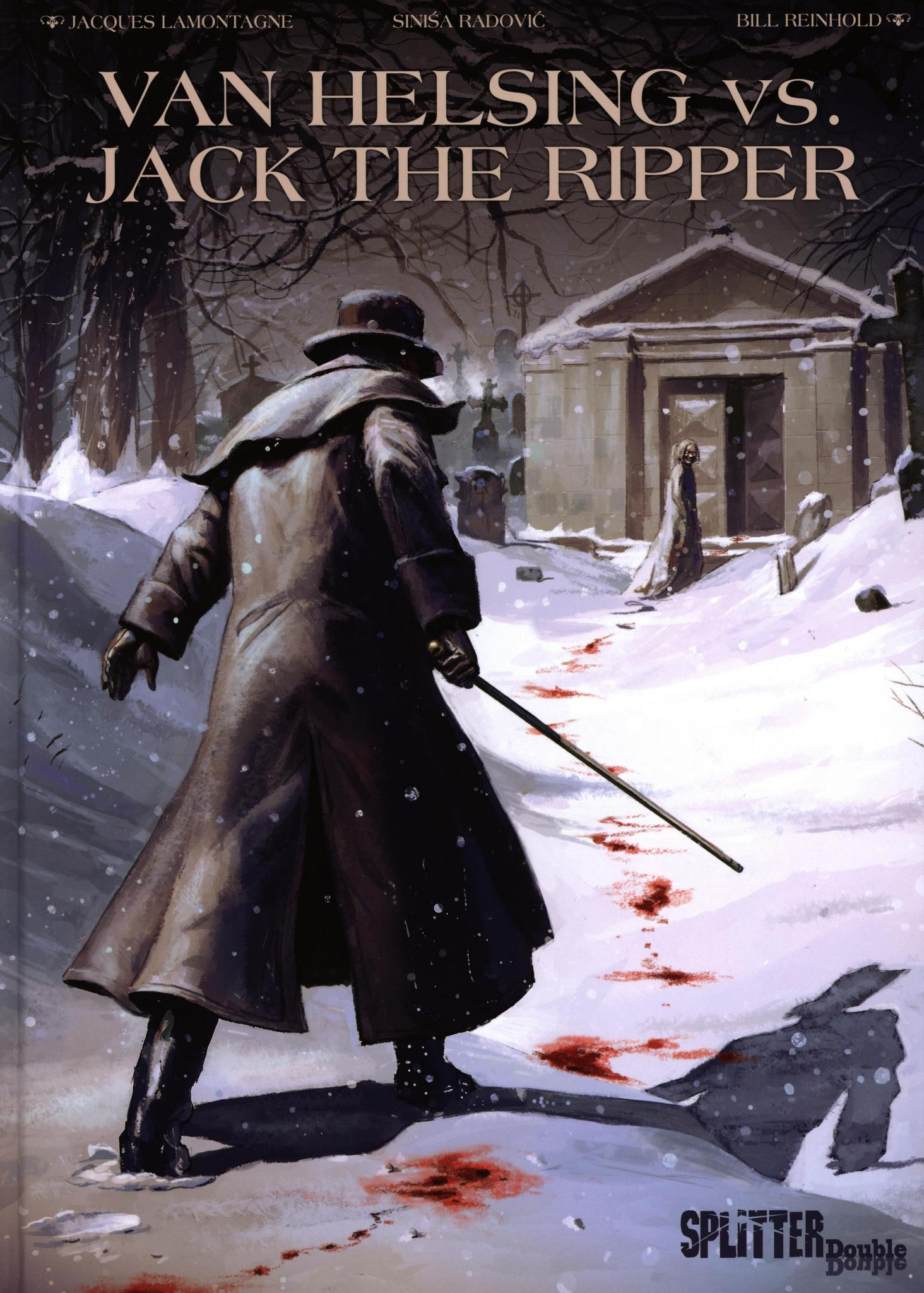 Van Helsing vs. Jack the Ripper (2015)