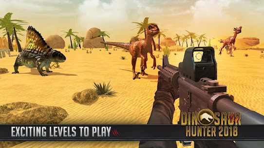 Dinosaur Hunter 2018 2.9 Mod Apk (Unlimited Money) Download 4