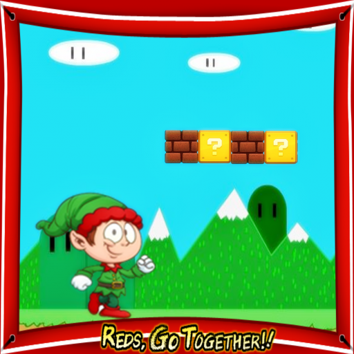Mario Green Run Adventure