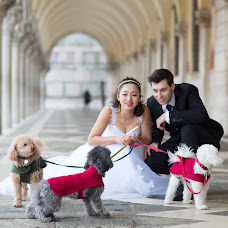 Wedding photographer Taya Kopeykina (tvkopeikina). Photo of 12.02.2018