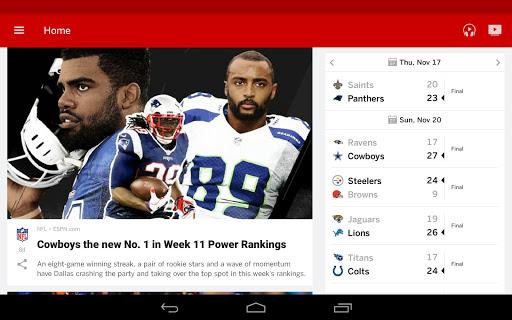 ESPN screenshot 12