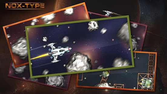 NoxType: Retro Space Shooter- screenshot thumbnail