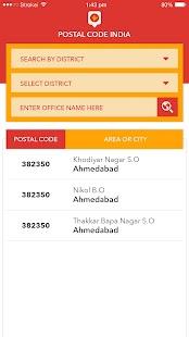 Postal Code India - náhled