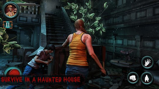 Horror Clown Survival Mod Apk 1.36 (Monster Does Not Automatically Attack) 2